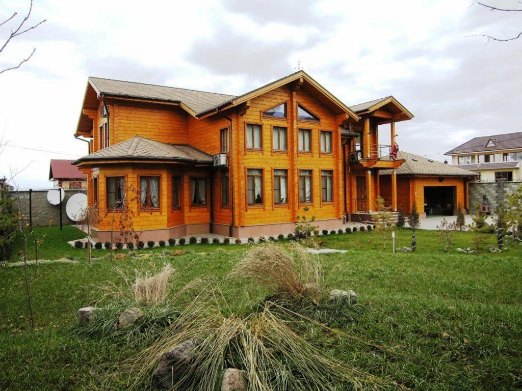 Дом по проекту Боярин