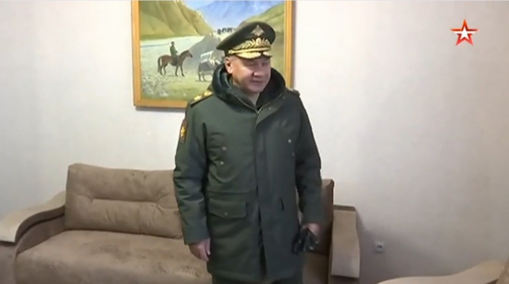Дома от КЛМ-АРТ из клееного бруса для семей военных в г. Кызыле