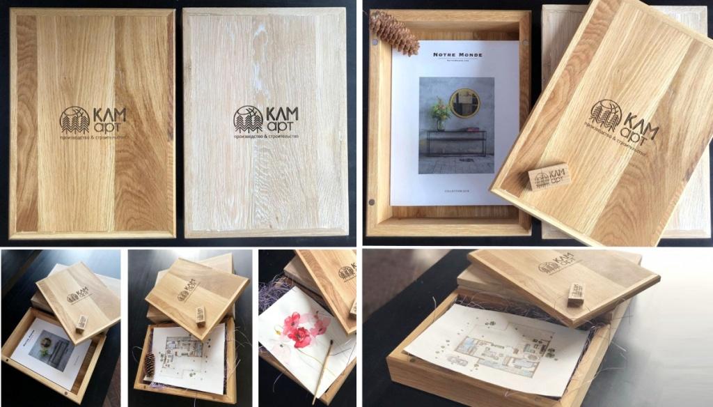 Woodbox КЛМ АРТ