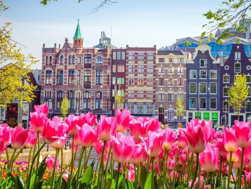 Строительство в Голландии