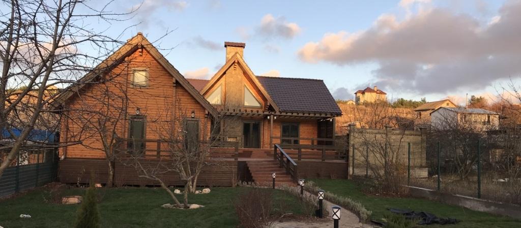 Дом по проекту Толстой