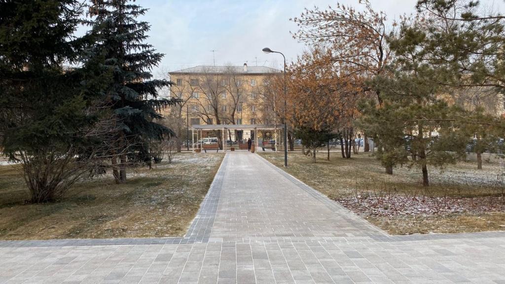 Парк от КЛМ-АРТ