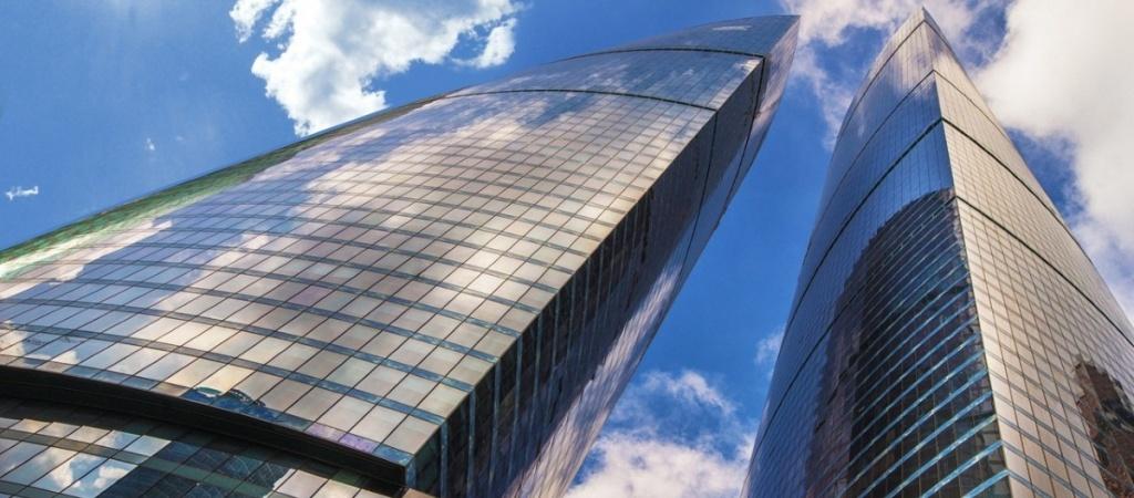 Новый офис компании КЛМ АРТ в Москва СИТИ